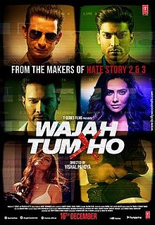 Download Songs Wajah Tum Ho Movie by Bhushan Kumar on Pagalworld
