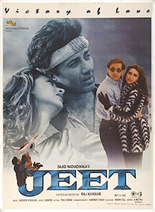 Download Songs Jeet  Movie by Nadiadwala Grandson Entertainment on Pagalworld