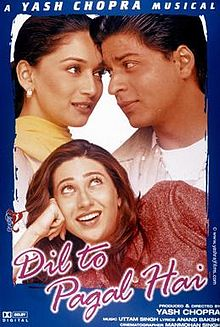 Movie Dil To Pagal Hai by Udit Narayan on songs download at Pagalworld