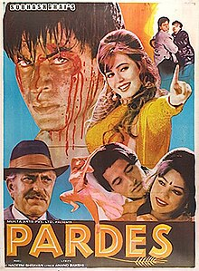 Latest Movie Pardes  by Shah Rukh Khan songs download at Pagalworld