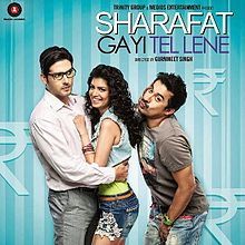 Hit movie Sharafat Gayi Tel Lene by Zayed Khan songs download on Pagalworld