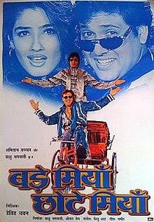 Latest Movie Bade Miyan Chote Miyan by Paresh Rawal songs download at Pagalworld