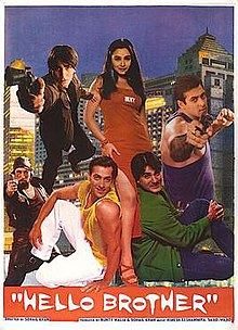 Latest Movie Hello Brother  by Salman Khan songs download at Pagalworld