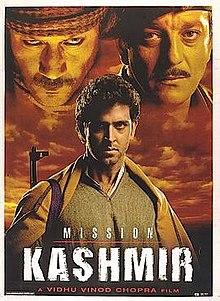Latest Movie Mission Kashmir by Hrithik Roshan songs download at Pagalworld