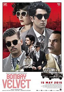 Download Songs Bombay Velvet Movie by Anurag Kashyap on Pagalworld