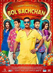 Download Songs Bol Bachchan Movie by Rohit Shetty on Pagalworld