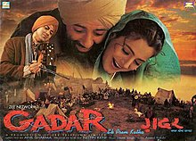 Movie Gadar: Ek Prem Katha by Udit Narayan on songs download at Pagalworld