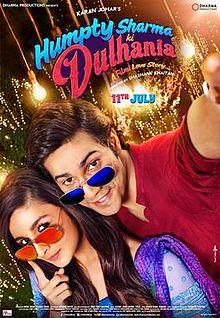 Download Songs Humpty Sharma Ki Dulhania Movie by Dharma Productions on Pagalworld