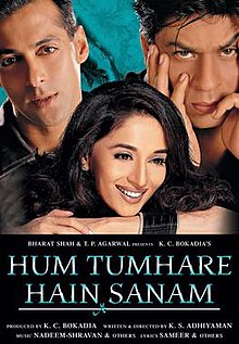 Movie Hum Tumhare Hain Sanam by Sonu Nigam on songs download at Pagalworld