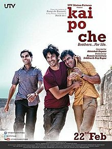 Download Songs Kai Po Che! Movie by Utv Motion Pictures on Pagalworld