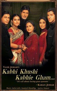 Latest Movie Kabhi Khushi Kabhie Gham... by Amitabh Bachchan songs download at Pagalworld