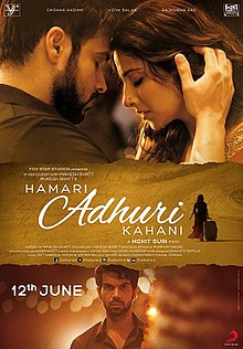 Download Songs Hamari Adhuri Kahani Movie by Mukesh Bhatt on Pagalworld