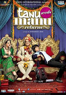 Hit movie Tanu Weds Manu: Returns by Jimmy Sheirgill songs download on Pagalworld