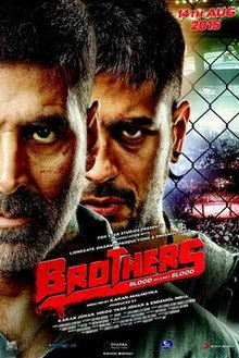 Download Songs Brothers  Movie by Karan Johar on Pagalworld