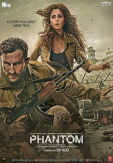 Download Songs Phantom  Movie by Nadiadwala Grandson Entertainment on Pagalworld