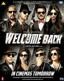 Download Songs Welcome Back  Movie by Anees Bazmee on Pagalworld