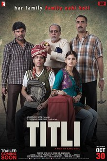 Hit movie Titli  by Ranvir Shorey songs download on Pagalworld
