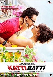 Movie Katti Batti by Neeti Mohan on songs download at Pagalworld
