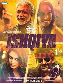 Hit movie Dedh Ishqiya by Arshad Warsi songs download on Pagalworld