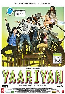 Download Songs Yaariyan  Movie by T-series on Pagalworld