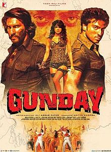 Latest Movie Gunday by Ranveer Singh songs download at Pagalworld