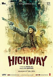 Hit movie Highway (2014 Hindi film) by A. R. Rahman on songs download at Pagalworld