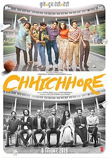 Download Songs Chhichhore Movie by Nadiadwala Grandson Entertainment on Pagalworld