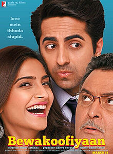Download Songs Bewakoofiyaan Movie by Yash Raj Films on Pagalworld