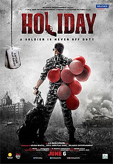 Movie Holiday: A Soldier Is Never Off Duty by Pritam on songs download at Pagalworld