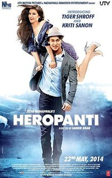 Download Songs Heropanti Movie by Nadiadwala Grandson Entertainment on Pagalworld