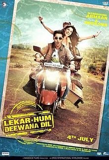 Download Songs Lekar Hum Deewana Dil Movie by Eros International on Pagalworld