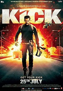 Download Songs Kick  Movie by Nadiadwala Grandson Entertainment on Pagalworld