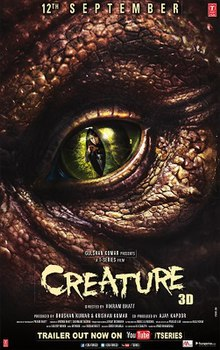 Download Songs Creature 3D Movie by T-series on Pagalworld