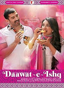 Download Songs Daawat-e-Ishq Movie by Yash Raj Films on Pagalworld