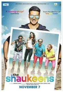 Latest Movie The Shaukeens by Lisa Haydon songs download at Pagalworld