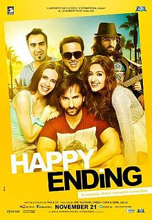 Movie Happy Ending  by Divya Kumar on songs download at Pagalworld