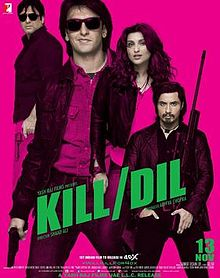 Download Songs Kill Dil Movie by Yash Raj Films on Pagalworld