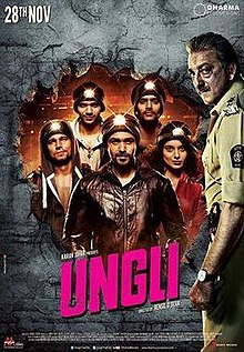 Download Songs Ungli Movie by Karan Johar on Pagalworld