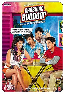 Download Songs Chashme Baddoor  Movie by Viacom 18 Motion Pictures on Pagalworld