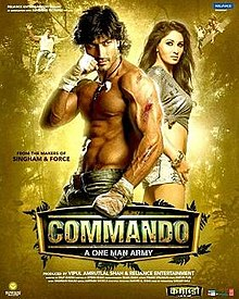 Download Commando: A One Man Army Movie Mp3 Songs for free from pagalworld,Commando: A One Man Army - Commando: A One Man Army songs download HD.