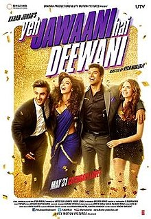 Download Songs Yeh Jawaani Hai Deewani Movie by Karan Johar on Pagalworld