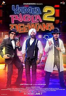 Movie Yamla Pagla Deewana 2 by Mika Singh on songs download at Pagalworld