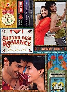 Download Songs Shuddh Desi Romance Movie by Aditya Chopra on Pagalworld