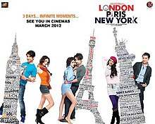 Latest Movie London, Paris, New York by Ali Zafar songs download at Pagalworld