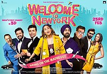 Latest Movie Welcome to New York  by Aditya Roy Kapur songs download at Pagalworld