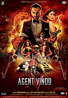 Latest Movie Agent Vinod  by Adil Hussain songs download at Pagalworld
