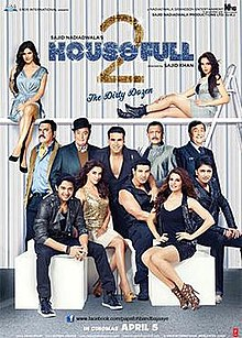 Download Songs Housefull 2 Movie by Nadiadwala Grandson Entertainment on Pagalworld