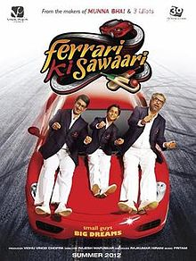 Download Songs Ferrari Ki Sawaari Movie by Productions on Pagalworld