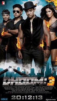 Download Songs Dhoom 3 Movie by Aditya Chopra on Pagalworld
