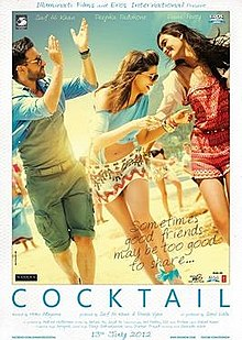 Download Songs Cocktail  Movie by Eros International on Pagalworld